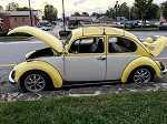 1969 Volkswagen Beelte