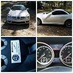 2009 Mercedes-Benz SLK300 AMG